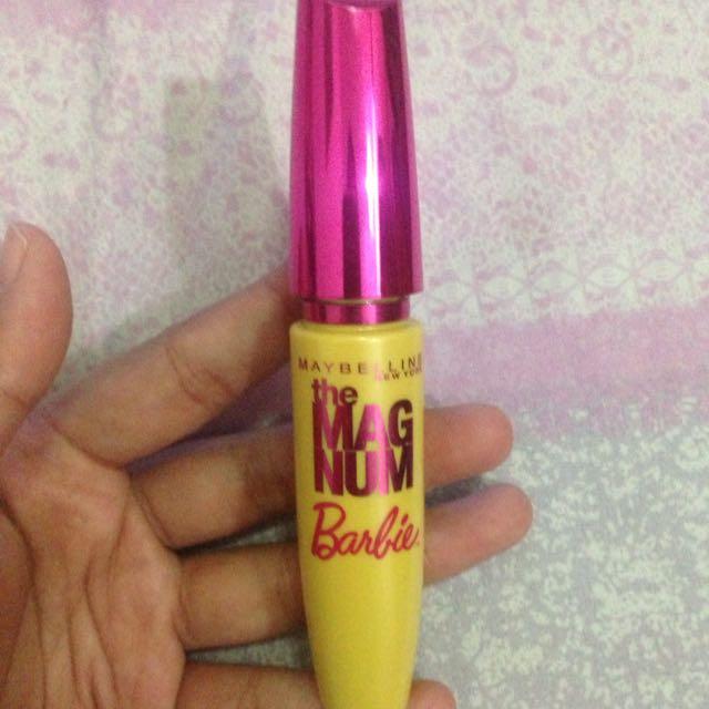 maybelline magnum barbie