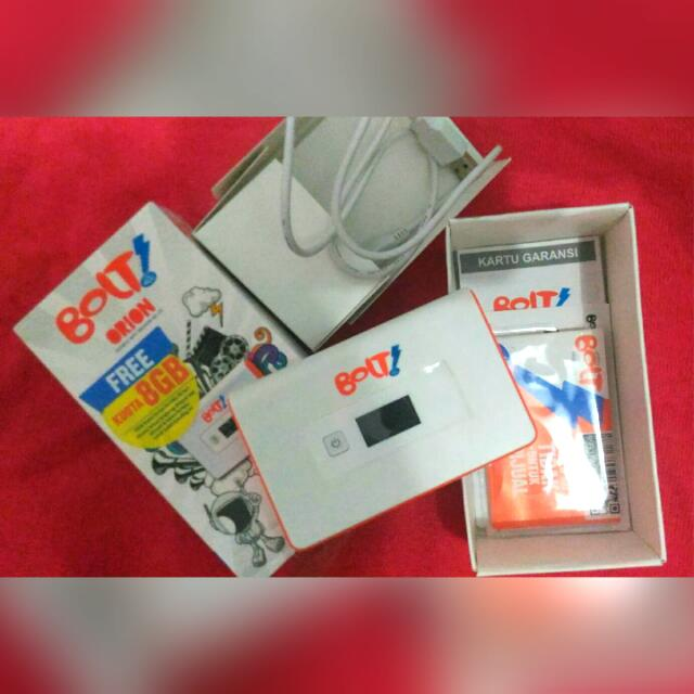 Mifi Modem Bolt Movimax MV1 4G LTE