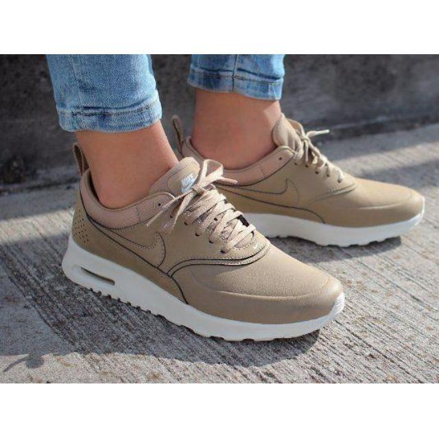 Nike Air Max Thea Premiums Desert Camo Size 7/7.5
