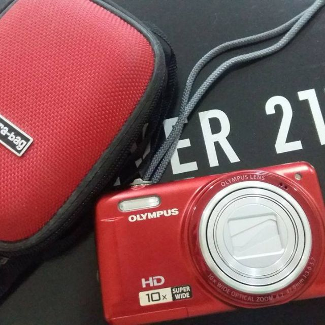 Olympus Red Camera
