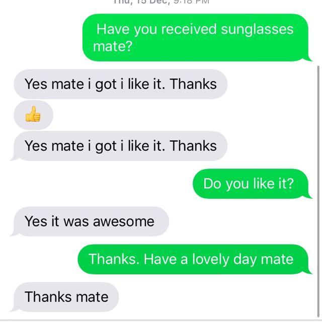 Other Customer Feedback