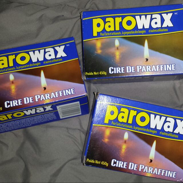 Parowax