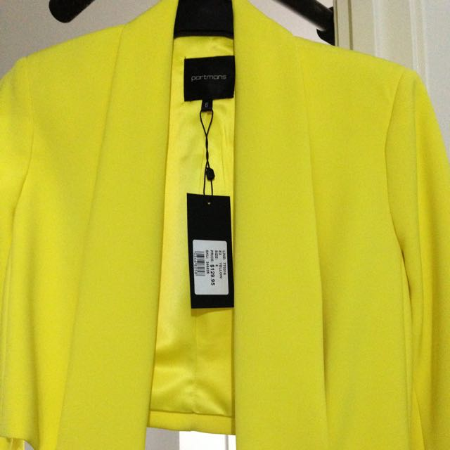 Portmans Cropped Jacket