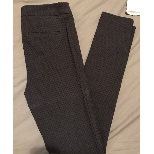 Portmans navy cigarette leg slacks size 6