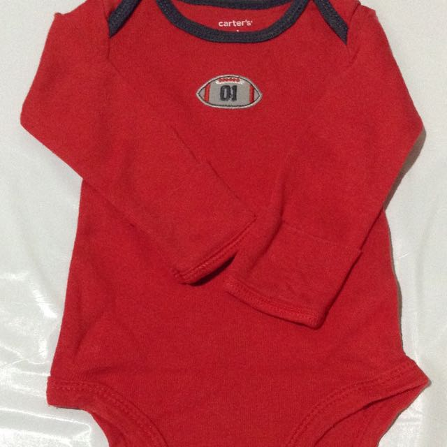 Preloved Carters Onesies