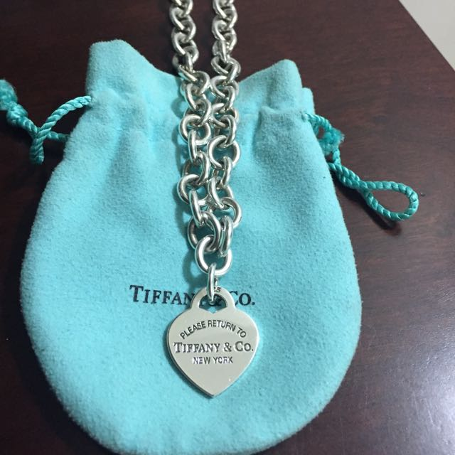 Return To Tiffany Chain Necklace
