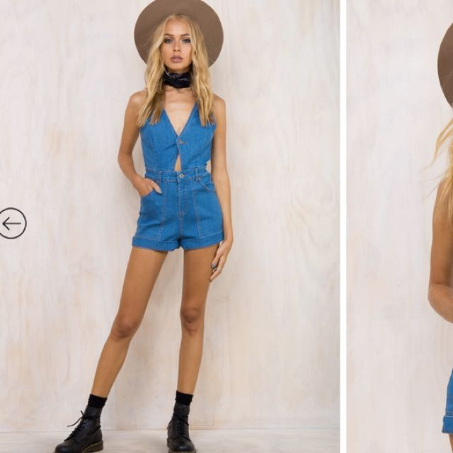 Rock Candy Playsuit
