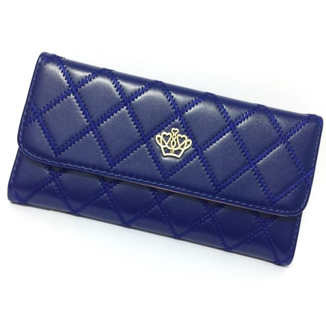 Royal Trifold Long Wallet