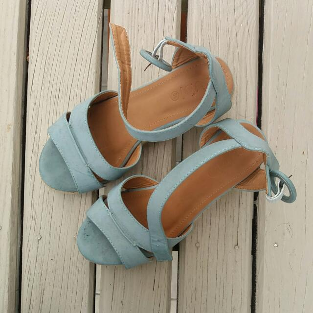 Rubi Summer Wedges