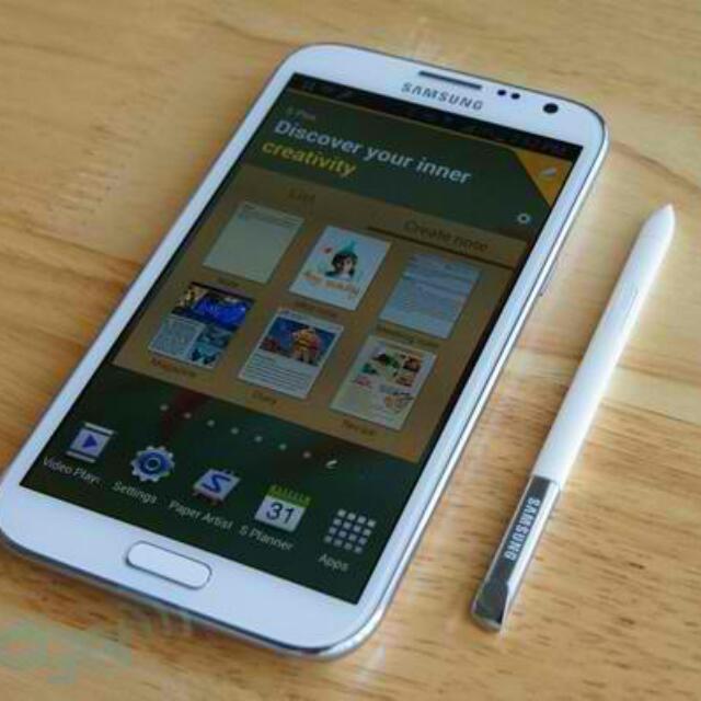 SAMSUNG Galaxy NOTE 2(16gb)