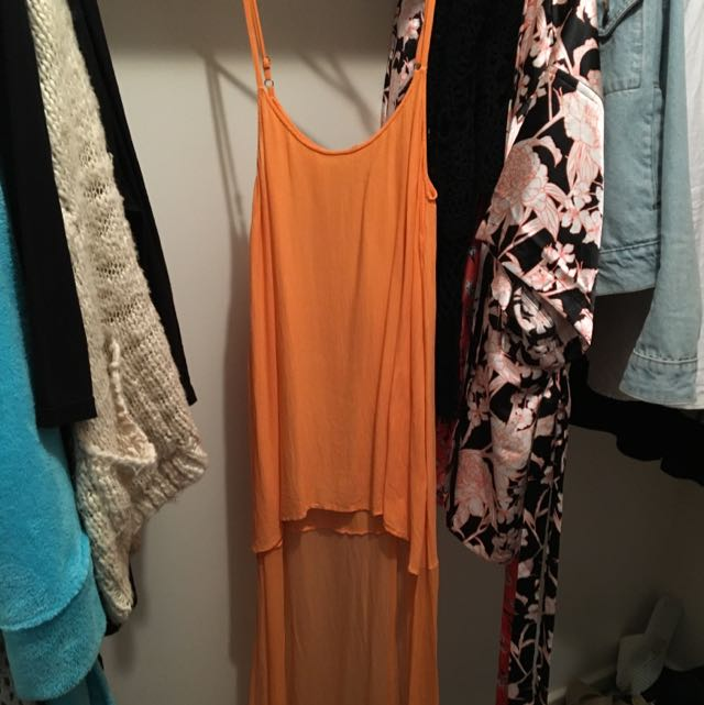 Shakuhachi Maxi Dress