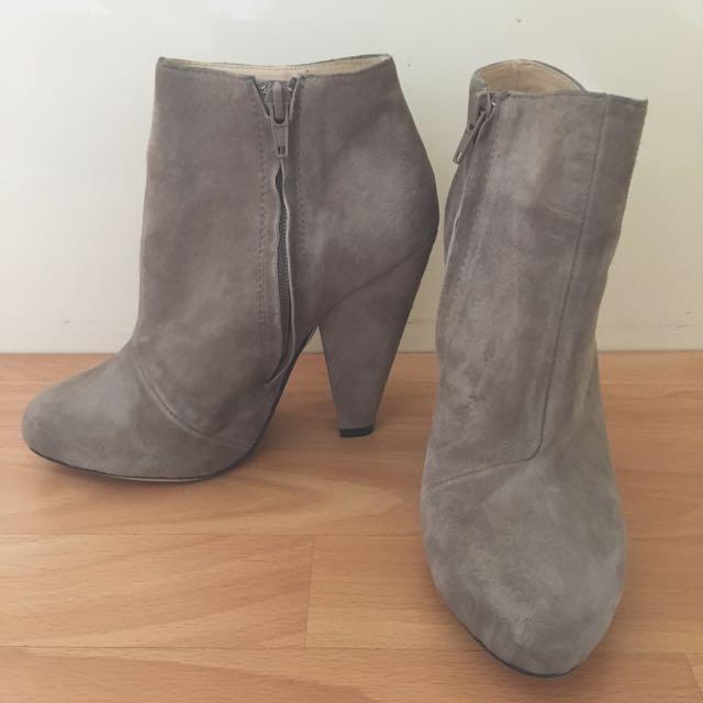 Siren High Heeled Boots