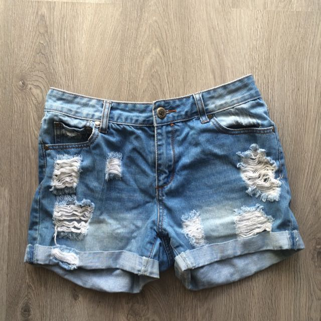 Size 10 High Waist Shorts