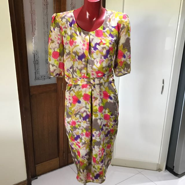 Size 16 ASOS Maternity Dress