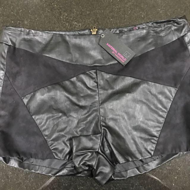 Size 16 Madonna Material World Shorts