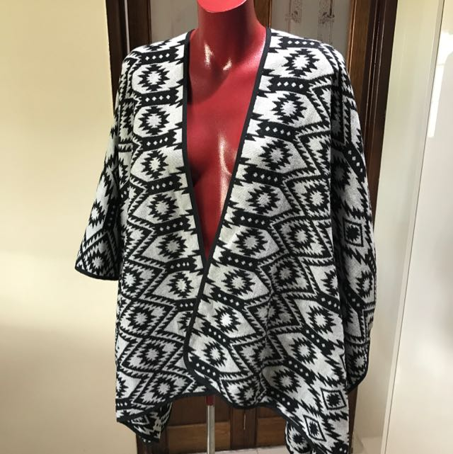 Small target collection poncho