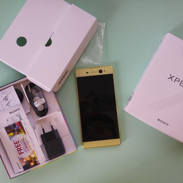 Sony Xperia XA Ultra Lime Green