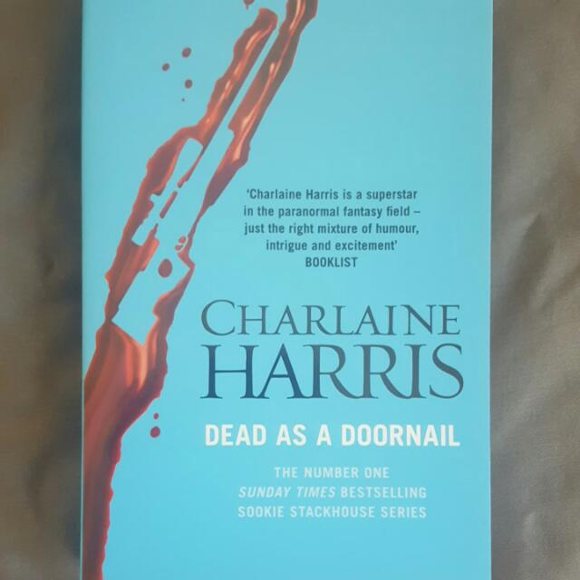 Sookie Stackhouse Series - Dead As A Doornail By Charlaine Harris