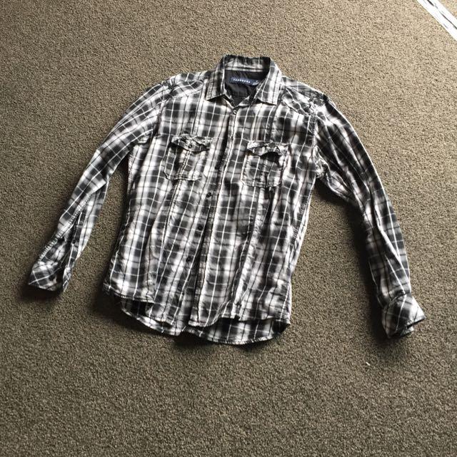 Tarocash Men's Shirt