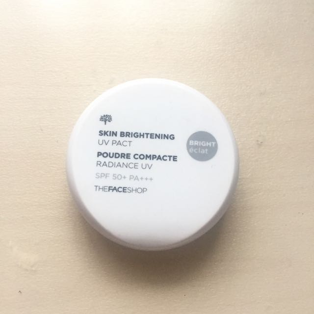 THE FACESHOP UV PACT