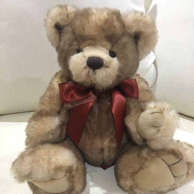 Theodore Signature Bear BNWT