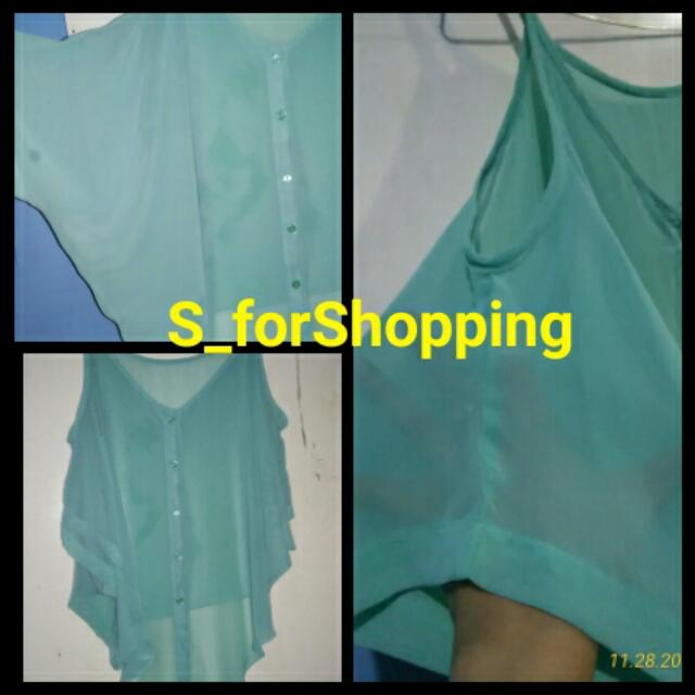 Tosca Top Transparent