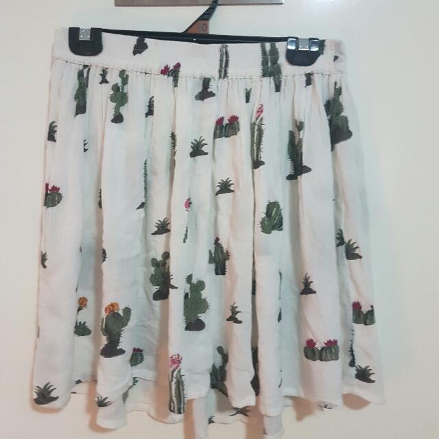 Tree Of Life Cactus Skirt