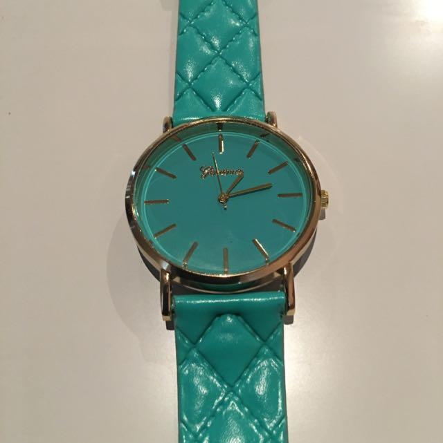 Turquoise Geneva Watg