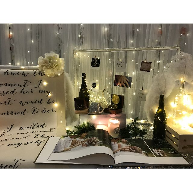 Phenomenal Wedding Photo Display Table Package Great Gatsby Theme Home Remodeling Inspirations Cosmcuboardxyz
