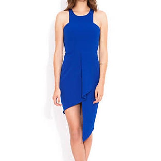 Wish Blue Formal Dress