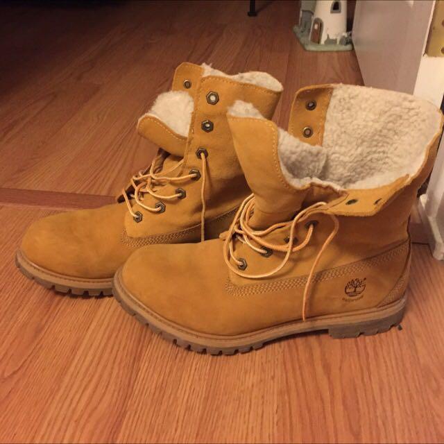 Women's Timberland Waterproof Boots