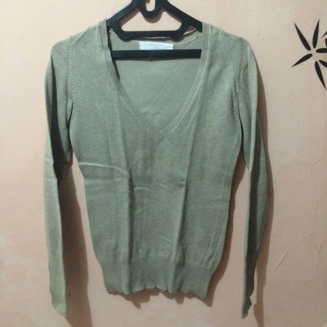 Zara Knit Sweater