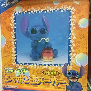 Disney迪士尼公仔自動吹泡泡機