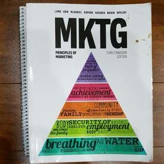 MKTG 3rd Ed.