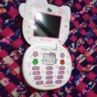 hello kitty flip phone