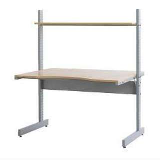 Two Teir IKEA Desk
