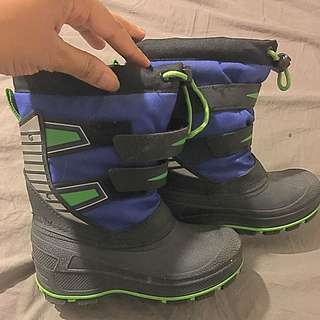 Toddler Light up boots