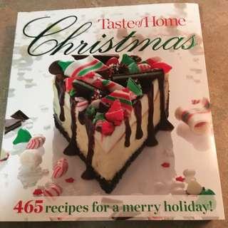 Taste Of Home Christmas 465 Recipes