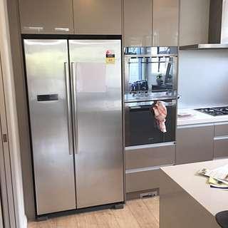 Haier Fridge Freezer