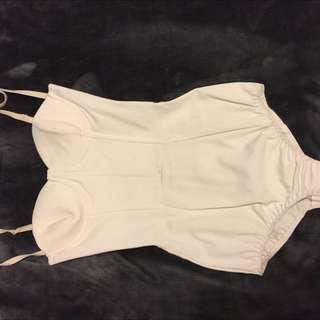 Sass & Bide 'the Thinker' Bodysuit Brand New!