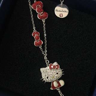 Swarovski Hello Kitty Limited Edition Necklace