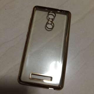 Redmi Note 3 Gold Casing