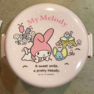 BNWT Sanrio My Melody Lunch Box