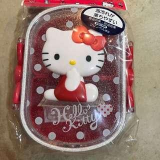 BN Hello Kitty Lunch Box