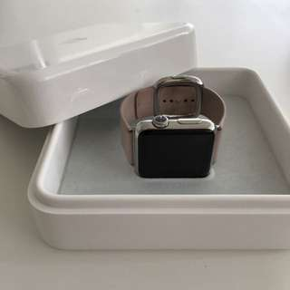 Apple Watch 38mm Stainless Steel (1st Generation)