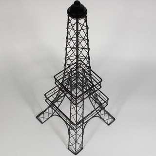Black Wire Eiffel Tower