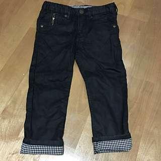 HM帥氣男童褲