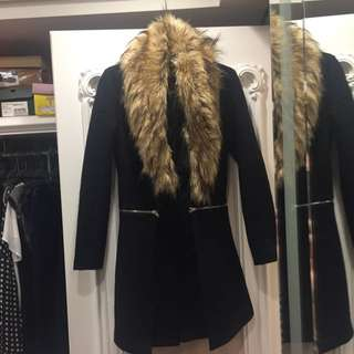 長版合身大衣