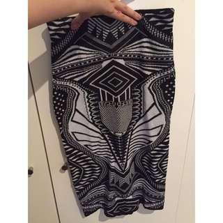 Midi Dress Size6