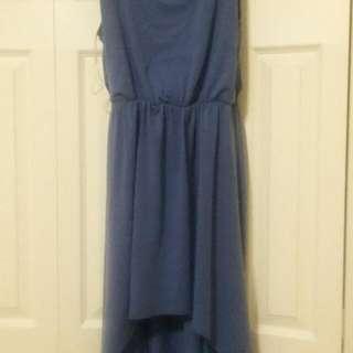 L High Low Dress